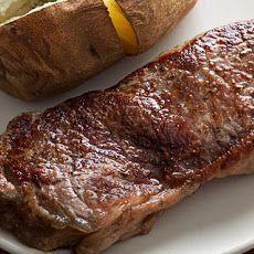 Easy Seared Steak | Beef | Pinterest