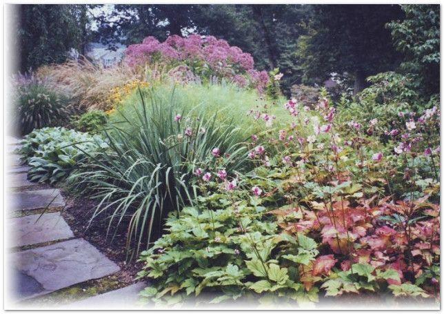 perennial gardens design Google Search Gardening