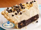 Mile-High Peanut Butter-Brownie Pie-- mother's day dessert!