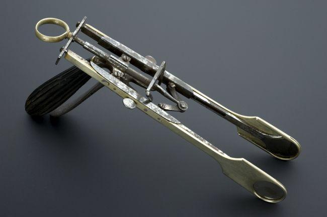 1860's Tonsil Guillotine