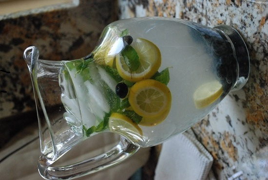 Blueberry Mint Lemonade 0 points +