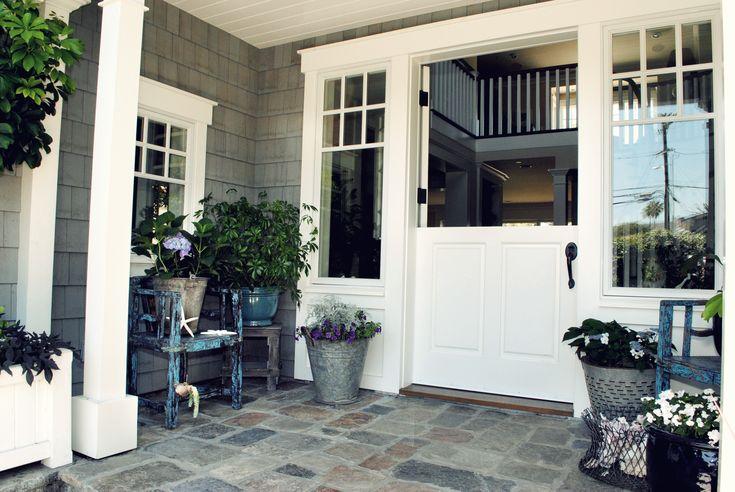 Frontdoor Extraordinary Of Dutch Front Door with Side Lights Images