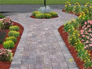 shapes for patio designs modern home design and decorating ideas - Paver Walkway Design Ideas