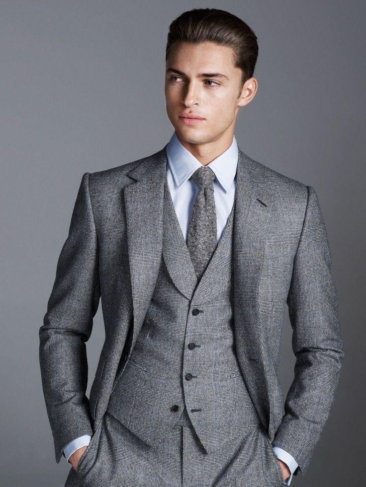 Stylish raincoat for men