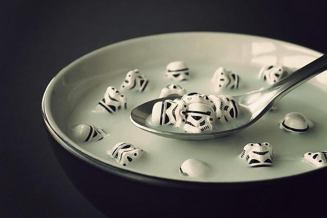 "balanced breakfast"" | Guerra de las Galaxias | Pinterest"