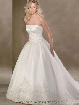 discount wedding gowns online