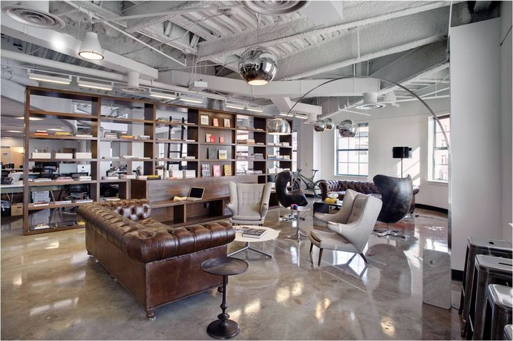 Office Space Industrial Office Spaces Pinterest