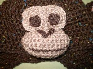 Free Crochet Pattern For Monkey Tail : free monkey face hat crochet pattern!!! Crochet Pinterest