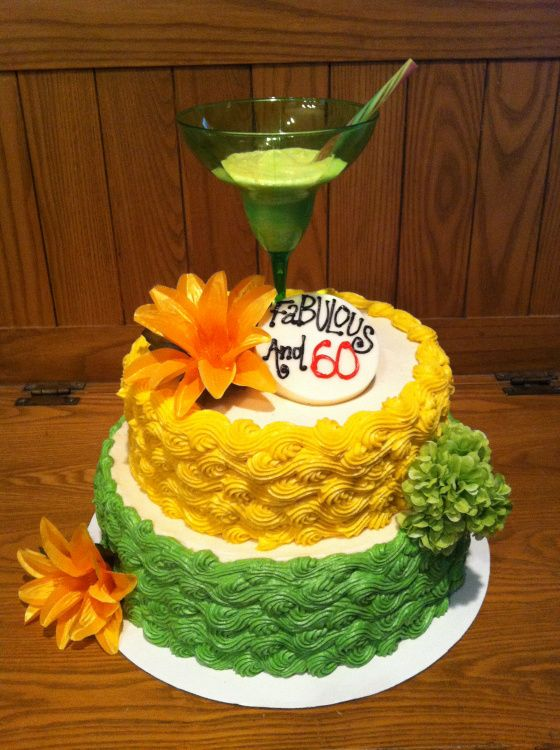 margarita cake | Frosted Bakery by Lena | Pinterest