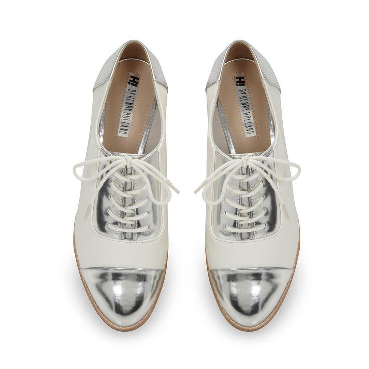 Designer white contrast jazz shoes - Women - Debenhams.com
