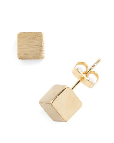 Cube as Can Be Earrings