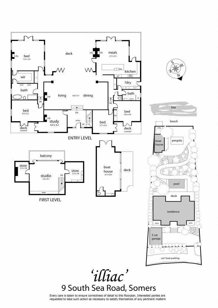 illiac floor plan | Floor plans | Pinterest