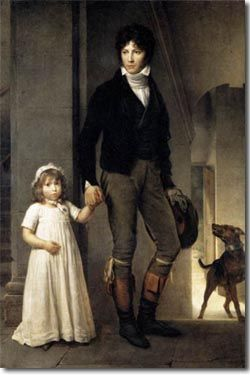 Breeches became longer — tightly-fitted leather riding breeches reached almost to the boot tops — and were replaced by pantaloons or trousers for fashionable street wear.    Coats were cutaway in front with long skirts or tails behind, and had tall standing collars. The lapels featured an M-shaped notch unique to the period.    Shirts were made of linen, had attached collars, and were worn with stocks or wrapped in a cravat tied in various fashions. Pleated frills at the cuffs and front opening went out of fashion by the end of the period.    Waistcoats were relatively high-waisted, and squared off at the bottom, but came in a broad variety of styles. They were often double-breasted, with wide lapels and stand collars.    Overcoats or greatcoats were fashionable, often with contrasting collars of fur or velvet. The garrick, sometimes called a coachman's coat, was a particularly popular style, and had between one and three short capelets atached to the collar.    Boots, typically Hessian boots, already a mainstay in men's footwear, became the rage after the Duke of Wellington defeated Napoleon at Waterloo in 1815. Wellington boots, as they were known, sported low cut heels and tops that were calf-high.