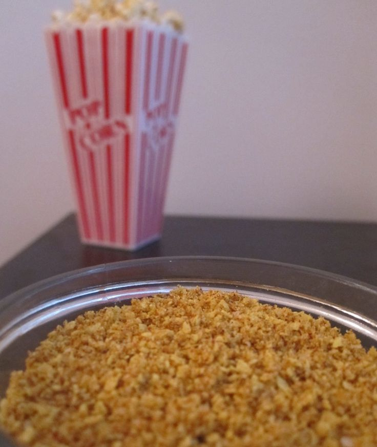 Bollywood Coconut Curry Popcorn Seasoning