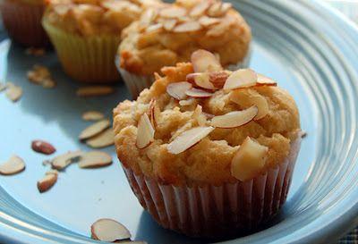 GF Almond-Lemon-Ricotta Cheese Muffins == Bake This, Eat That, Then ...