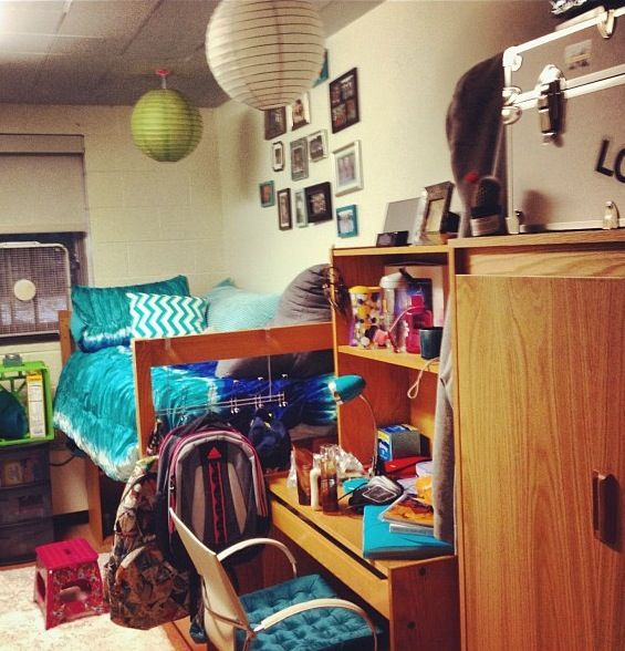 Pin by studentrate trends on dorm room trends pinterest Dorm room setups