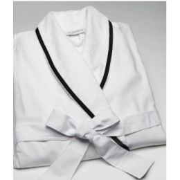 LUXURY COTTON BATHROBE #50th birthday gift ideas http://www.giftgenies ...