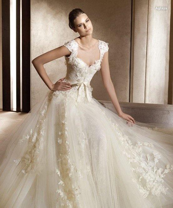 Ebay Wedding Dresses Pronovias