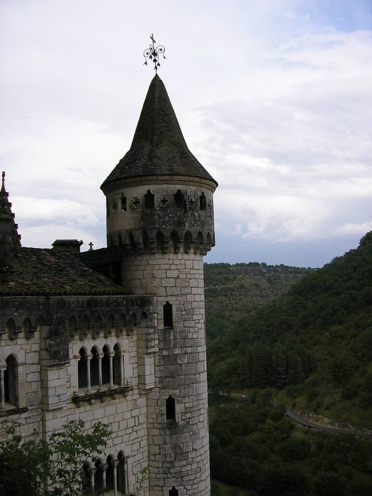 Castle turret by fallen-angle-stock | Architectural, Creative, Whimsy ...: pinterest.com/pin/64317100903487269