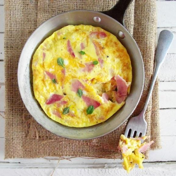 Egg Ham Cheese Breakfast Casserole | Recipes ALL categories | Pintere ...