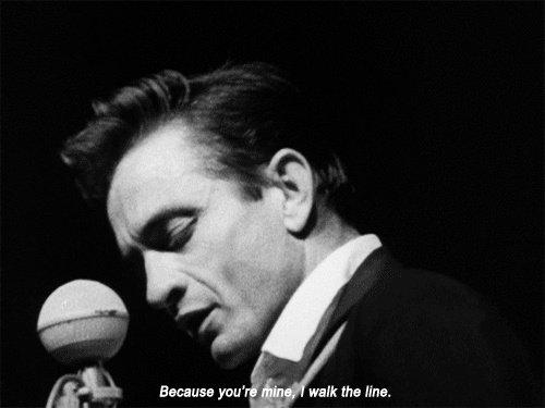 Because you re mine i walk the line on my screen pinterest
