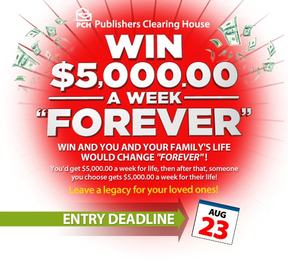 Publishers Clearing House Extra Repins Pinterest