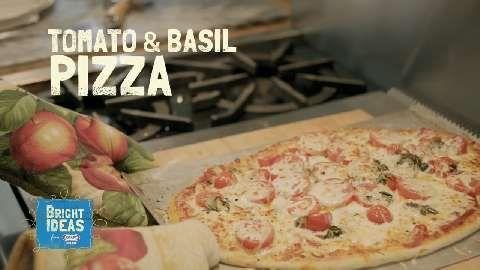 Fresh Tomato and Basil Pizza Allrecipes.com