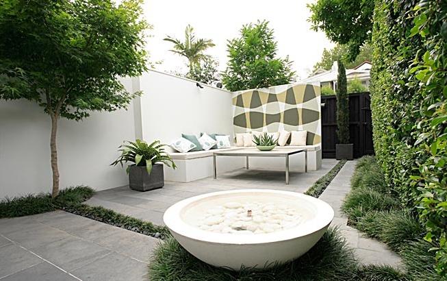 Garden design minimalist   home design