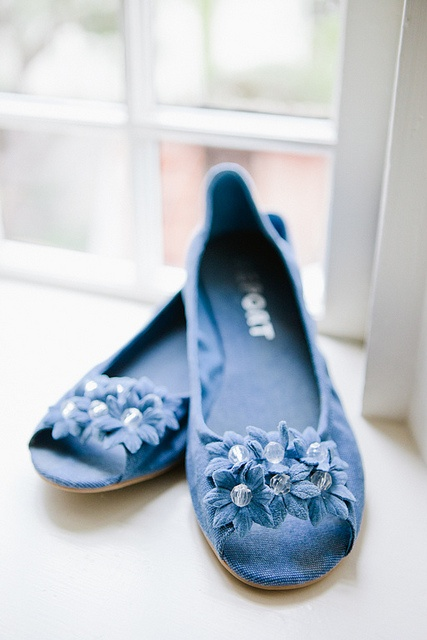 blue flat wedding shoes april 26 2014 pinterest