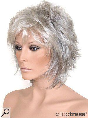 résultat d'images pour short hair styles for older women