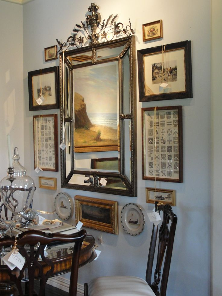 Classic nell hills wall arrangement for the walls - Picture arrangements on walls ...