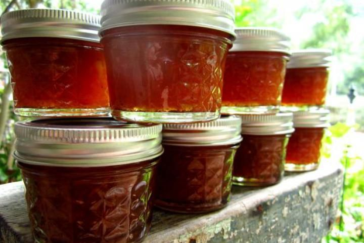 Carrot Cake Jam | Canning & Freezing | Pinterest