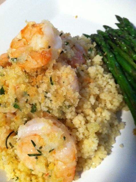 Shrimp Scampi Bake Recipe — Dishmaps