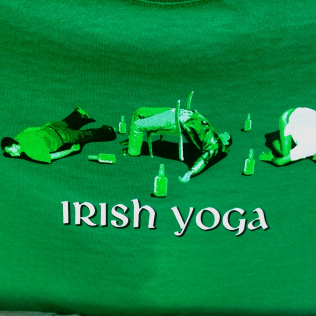 The gallery for --> Irish Yoga Poses