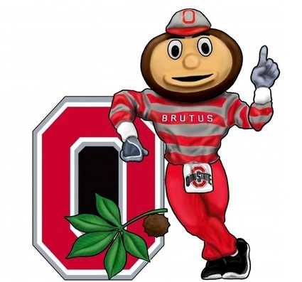 Ohio State Buckeyes Clip Art | Search Results | Calendar 2015