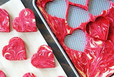 valentine red velvet