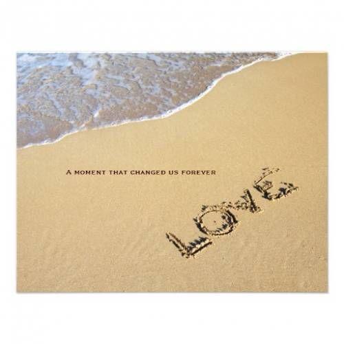 Love Quotes Beach Wedding Beach Quotes Pinterest