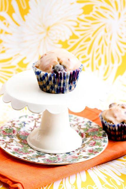 Blueberry Doughnut Muffins | Breakfast/Brunch | Pinterest