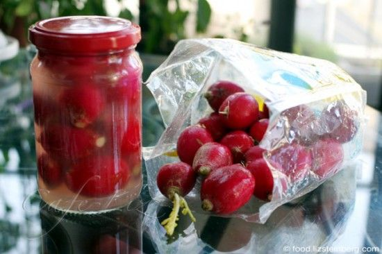 pickled-radishes | Recipes new and favorites | Pinterest