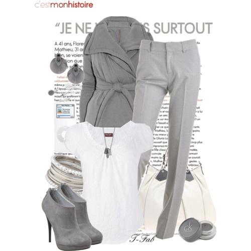I love grey!