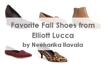 Favorite Fall Shoes from Elliott Lucca