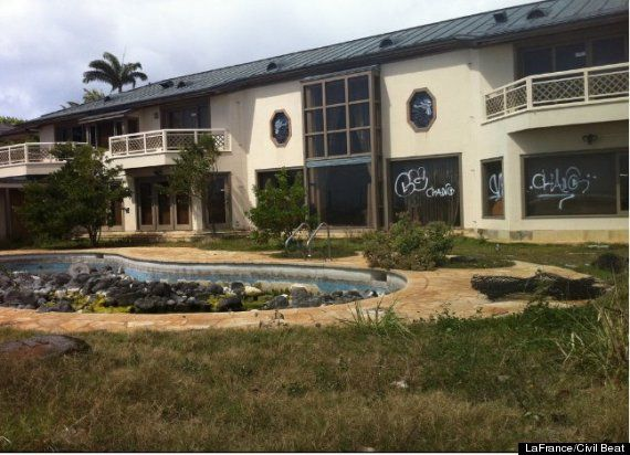 Kahala Mansion Abandoned By Japanese Billionaire One Of 27 That He