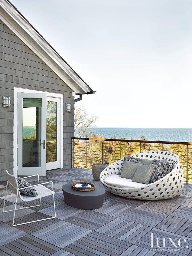 Beach House Master Bedroom Balcony Beach Cottage Decor Pinterest
