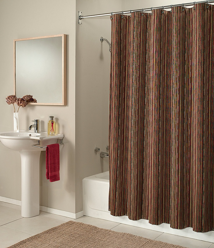 Stak shower curtain | Bed, Bath and Beyond | Pinterest