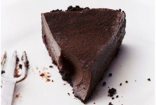 Chocolate Truffle Tart | Recipe