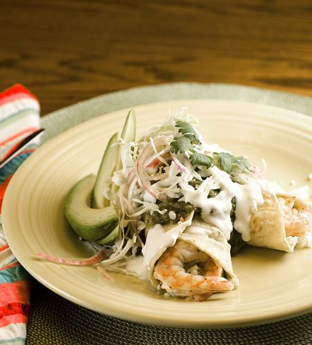 Shrimp Enchiladas | Gluten Free Recipes | Blog | Simply Gluten Free