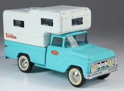 Photos Of Toy Truck Camper