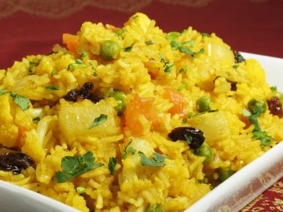 Cold Curry Rice Salad | Food & Cooking | Pinterest