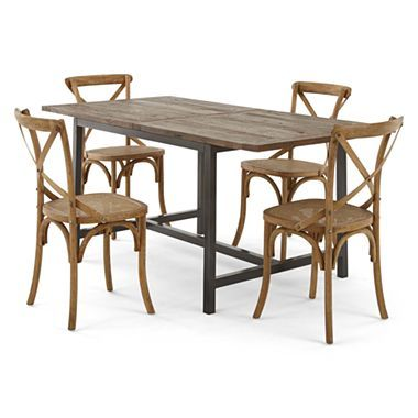 elm dining collection jcpenney dining area pinterest