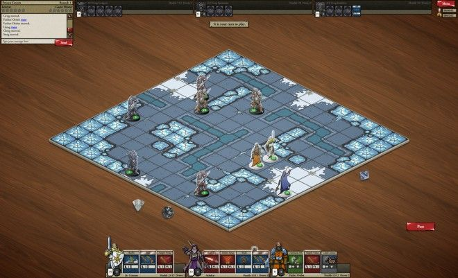 dungeons and dragons online board games